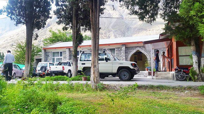 The Aga Khan Rural Support Programme, Gilgit Core Office.