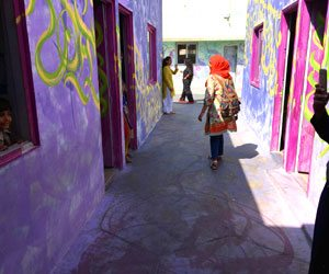 Karachi Biennale 2017 – A Gateway between the Classroom and the Streets
