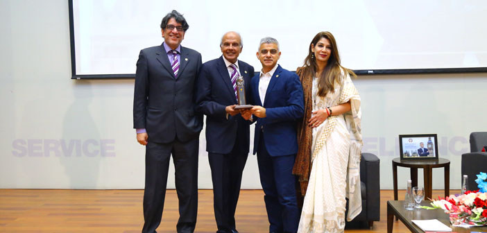 Mayor of London Sadiq Khan Meets the Habib University Community