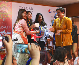 Impacting society and history with writing: Launch of the Arzu Anthology
