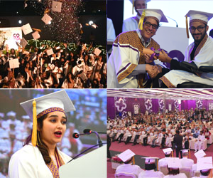 Eighty-four Co-founders Graduate at Habib University's First Convocation