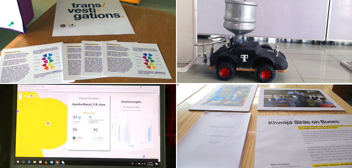 Transvestigations: A Showcase of Transdisciplinary Investigations of Complex, Contextual Issues