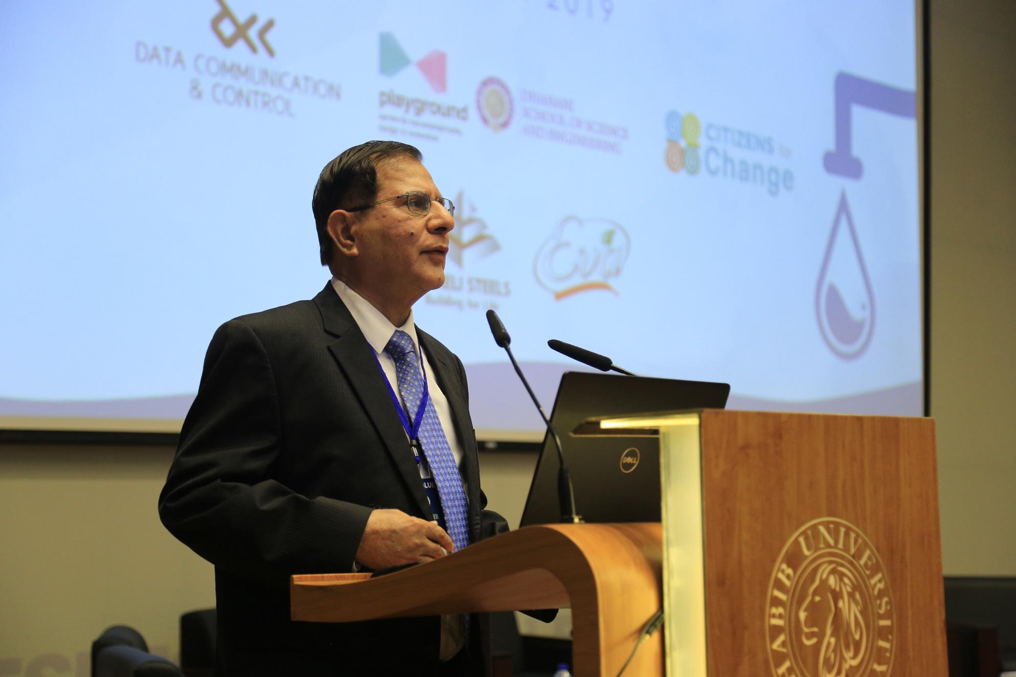 Mr. Samir Hoodbhoy, CEO of Data Communications & Control (Pvt) Ltd.