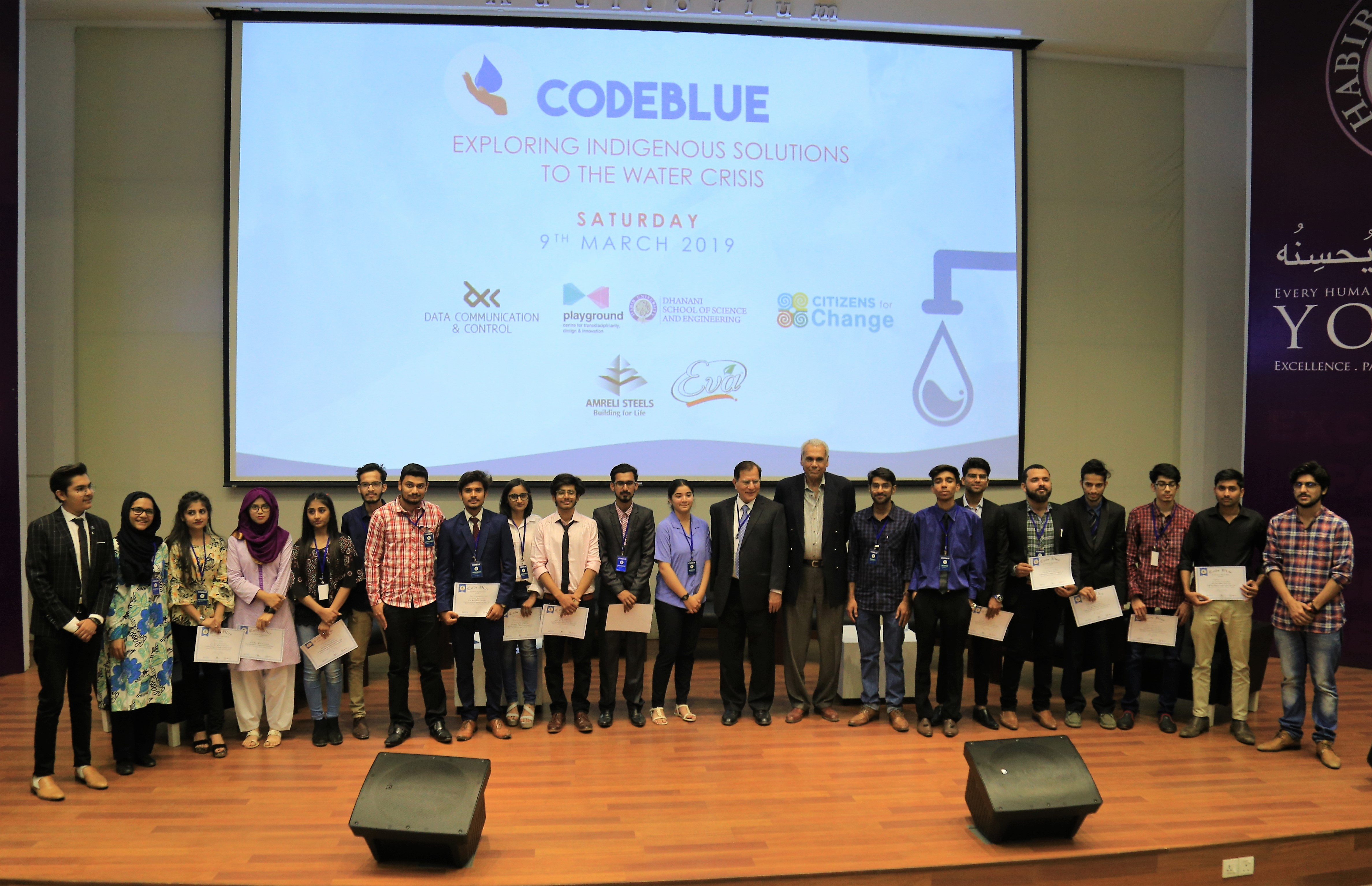 CodeBlue: Finding Indigenous Solutions to a Global Problem