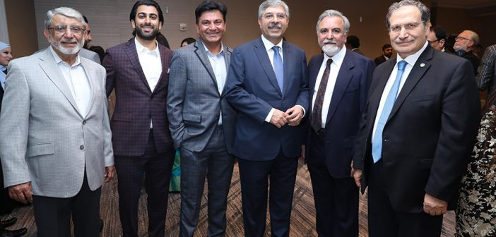 Habib University Foundation Holds Fundraising Gala in Houston, Texas