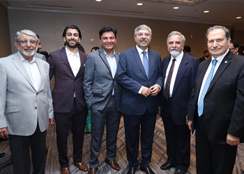 Habib University Foundation Holds Fundraising Gala in Houston, Texas