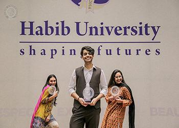 Celebrating Excellence at Habib University