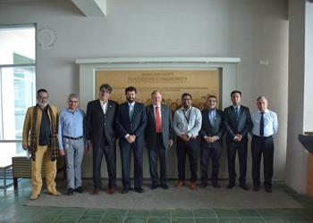 HEC Chairman Visits Habib University Campus