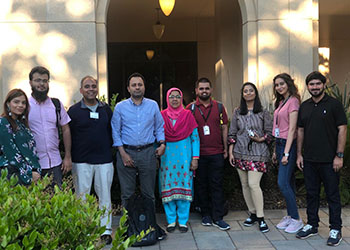 Exploring the Golden State: HU Team Participates in Stanford Life Design Studio