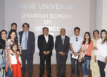 The Dhanani Legacy: Commemorating a Co-authorship