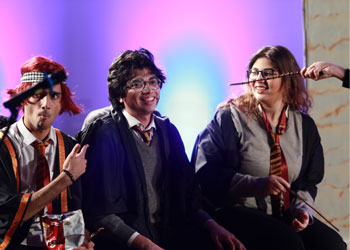 Recasting the Spell of Hogwarts, One Song at a Time!