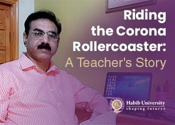 Riding the Corona Rollercoaster: A Teacher's Story