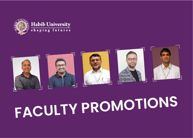 Faculty Promotions Recognize Superlative Performances
