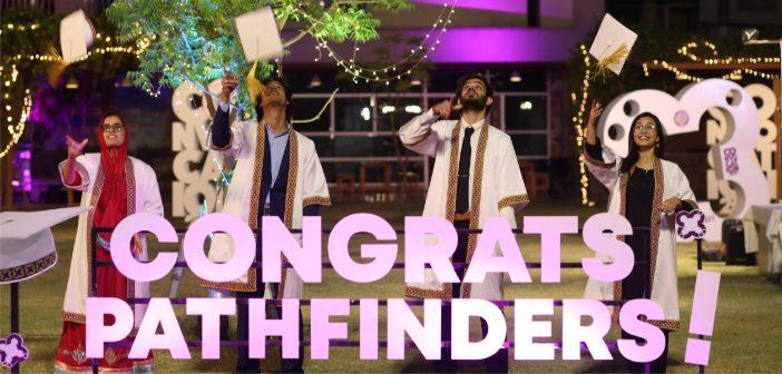 Habib University's 'Pathfinders' Graduate at Fourth Convocation
