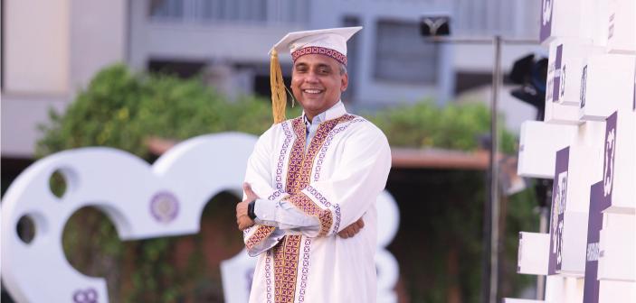 Congratulations, Dr. Hasan!