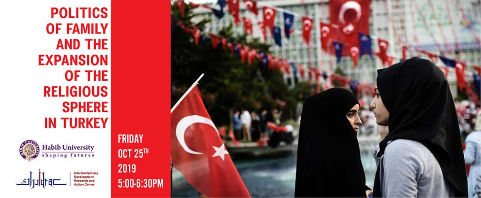 Politics of Family and the Expansion of the Religious Sphere in Turkey