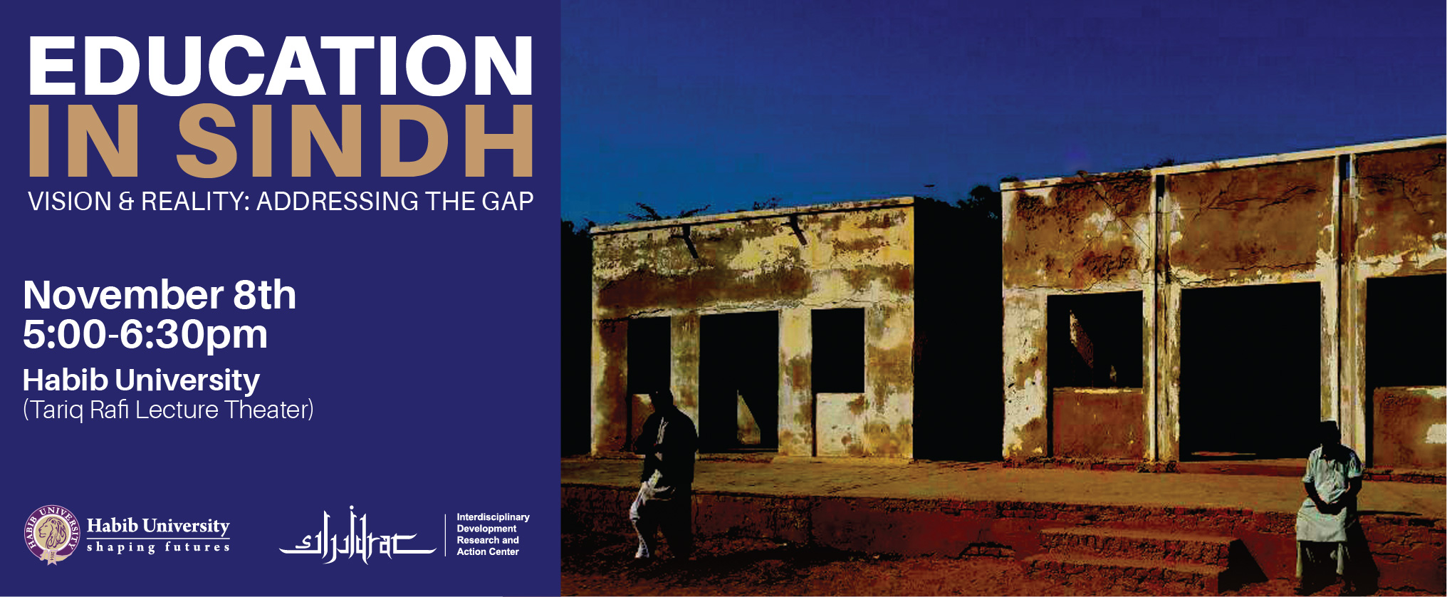 Education in Sindh – Vision & Reality: Addressing the Gap