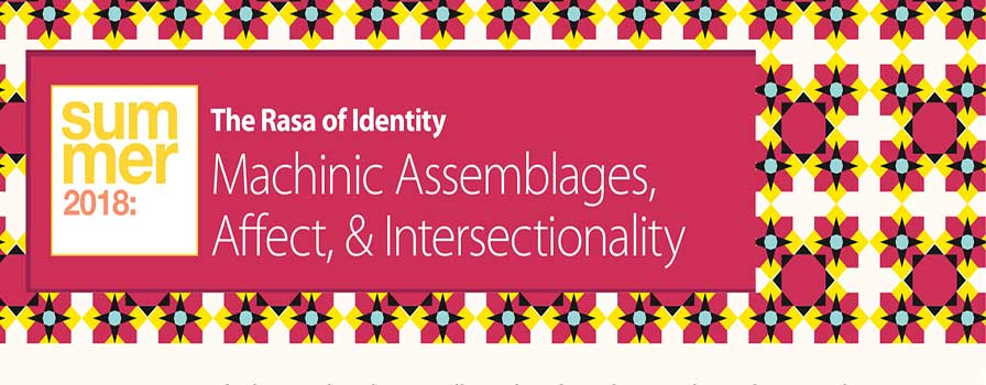 The Rasa of Identity - Machinic Assemblages, Affect & Intersectionality