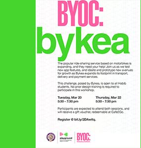 BYOC Bykea: