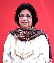 Dr. Sahar Imdad Shah
