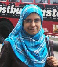 Syeda Saleha Raza, Ph.D.