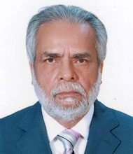 Afzal Ahmed Syed, M.S.
