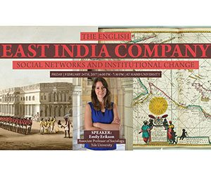 The English East India Company: Social Networks & Institutional Change