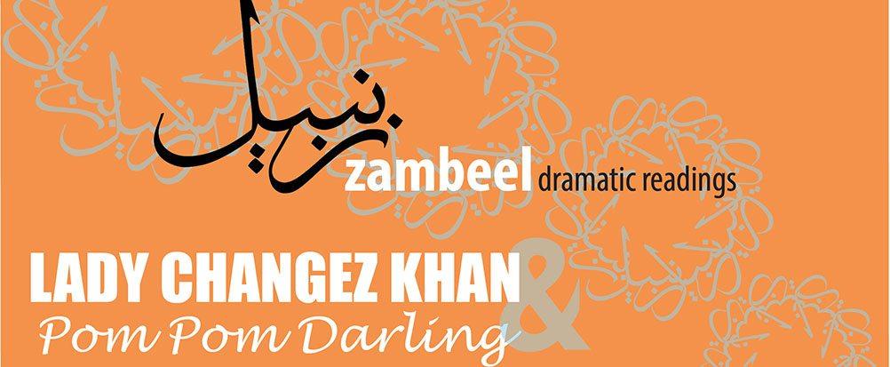 Lady Changez Khan & Pom Pom Darling