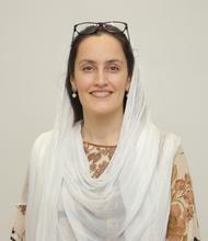 Sameena Shah Zaman, Ph.D.