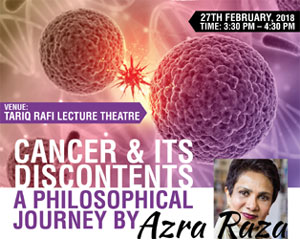 Cancer and Its Discontents: A Philosophical Journey by Azra Raza