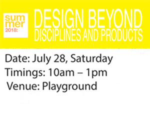 Design Beyond Disciplines & Products