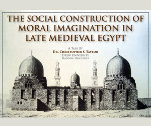 The Social Construction of Moral Imagination in Late Medieval Egypt