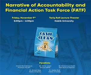 Narrative of Accountability and Financial Action Task Force (FATF)