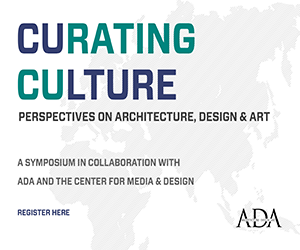 Curating Culture: Perspectives on Architecture, Design and Art