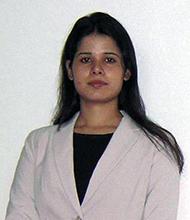 Sana Khalil, M.A. </br>(On Leave)