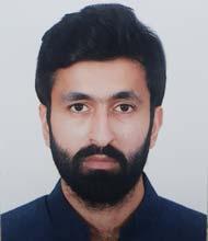Daniyal Ahmed, M.A.