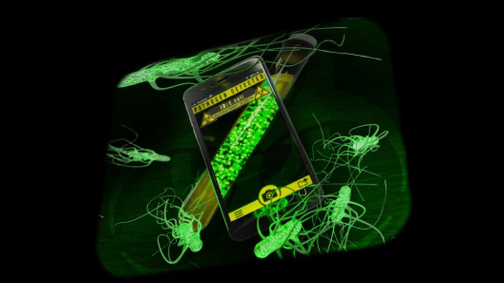 Smartphones for Clinical Diagnostics!